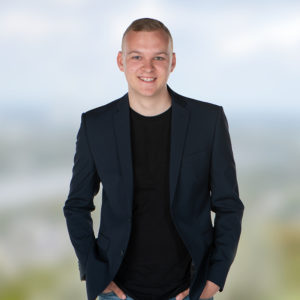 Luca Gruber SPD Königswinter Oberdollendorf Nord Wohnpark